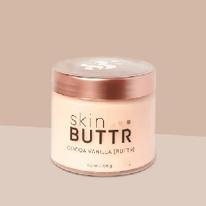 Skin BUTTR COCOA VANILLA [BUTTR] - Best Body Butters for Black Skin: Sweet Scented Butter