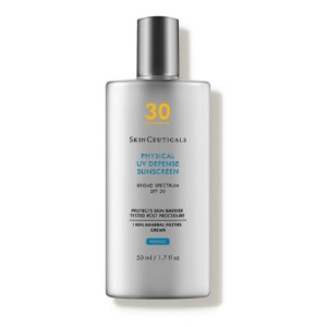 SkinCeuticals Physical UV Defense SPF 30 - Best Sunscreen for Dry Skin: Protection and Treat Your Skin