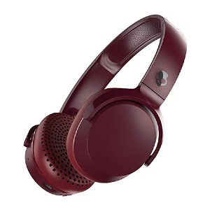 Skullcandy Riff Wireless On-Ear Headphone  - Best On Ear Headphones for Running: It folds flat!