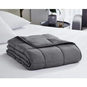 Calm Blanket Weighted Blanket - Best Weighted Blanket Cooling: Advanced Cooling Technology