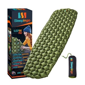 Sleepingo Camping Sleeping Pad  - Best Sleeping Pads for Winter Camping: The lightest of all
