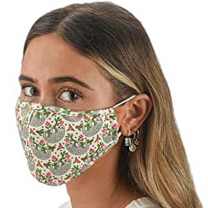 Slumbies Cloth Face Coverings - Best Masks for COVID: Mask with cute patterns won't hurt