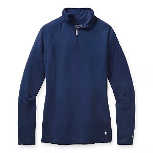 Smartwool Merino 150 Base Layer 1/4 Zip - Best Base Layers for Extreme Cold: Lightweight Base Layer