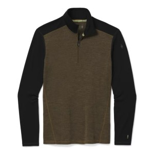 Smartwool Merino 250 Base Layer 1/4 Zip - Best Base Layers for Extreme Cold: Thermoregulation Base Layer