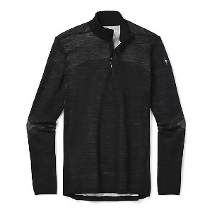 Smartwool Intraknit™ Merino 200 1/4 Zip - Best Base Layers for Hiking: Fast Drying Base Layer