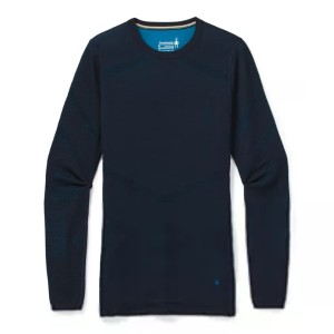 Smartwool Intraknit™ Merino 200 Crew - Best Base Layers for Extreme Cold: Base Layer with Mesh Ventilation