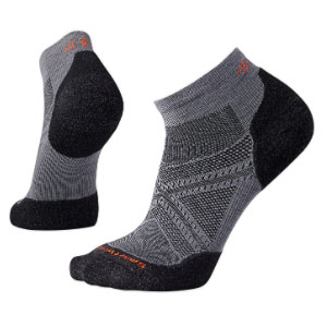 Smartwool Phd Run Light Elite Low Cut - Best Socks for Men: Warm Insulation and Comfortable Fit