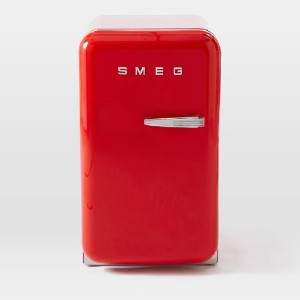 Smeg Mini Refrigerators - Best Refrigerator Without Freezer: Best design