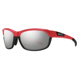 Smith Pivlock Over-Drive ChromaPop Sunglasses - Best Running Sunglasses for Small Faces: Hydroleophobic Coating Lens