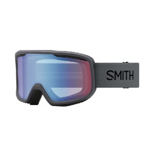 Smith Frontier Asia Fit - Best Goggles for Night Skiing: Impact-Resistance Lens