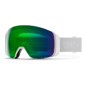 Smith 4D MAG Goggles - Best Goggles for Skiing: 5X™ Anti-Fog Inner Lens