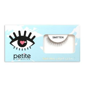 Petite Cosmetics Smitten - Best Lashes for Monolids: Invisible Band for Easy Application