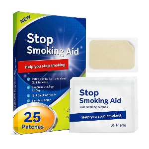 St. Mege Smoking Aid - Best Nicotine Patches: Toward a Healthy Habit