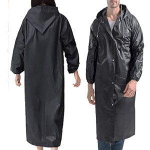 SoTeer Store Unisex Rain Coats (2 Packs) - Best Raincoat for Boating: Easy to Carry Raincoat