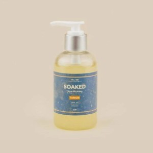 Kush Queen Soaked CBD Shower Gel - Best Shower Gel for Dry Skin: Leave You Feeling so Fresh and so Clean