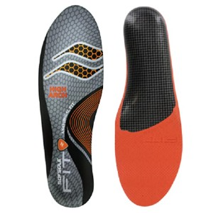 Sof Sole  Insoles Unisex FIT Support Full-Length Foam Shoe Insert - Best Insoles for High Arches: Good Mix of Comfort and Support