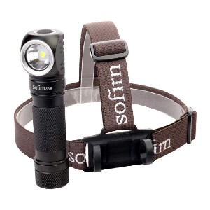 sofirn SP40  - Best Headlamps with Red Light: Powerful and USB Rechargeable