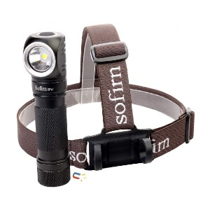 sofirn SP40  - Best Headlamps for Work: Rechargeable and Long-Lasting