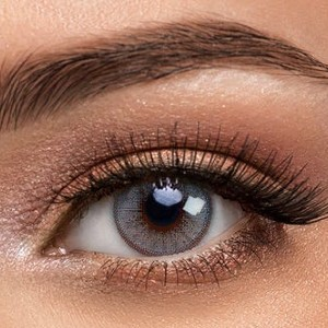 Solotica Solflex Cristal - Best Contact Lenses for Dark Eyes: Suitable for Daily Wear for Up to One Month