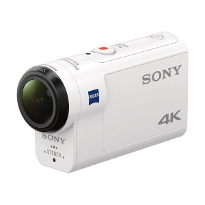 Sony FDRX3000 - Best GoPro for Vlogging: Ultimate Image Stabilization