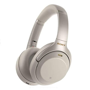 Sony Noise Cancelling Headphones WH1000XM3 - Best Wireless Headphone: Foldable headphone