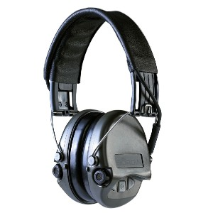 Sordin Pro Electronic Hearing Protectors IV - Best Shooting Hearing Protection: Allowing You to Hear Warning Sounds