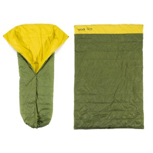 ENO Spark™ Camp Quilt - Best Synthetic Sleeping Bags: Great for hammock