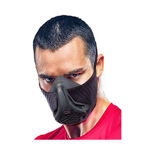 Sparthos Workout Mask 16 Breathing Levels - Best Masks for Working Out: Sparthos Workout Mask, Cut Your Workout Routine In Half!