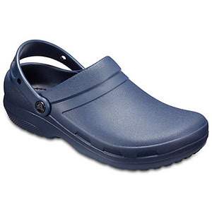 Crocs Specialist II Clog - Best Waterproof Shoes for Nurses: Enclosed Toe Protects Foot from Spills