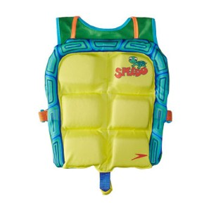 Speedo Water Skeeter Personal Life Jacket  - Best Floats for Toddlers: Turtle-like shape