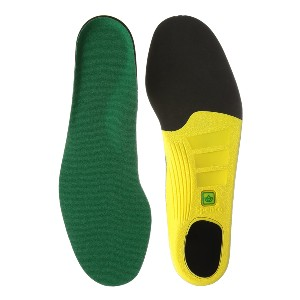 Spenco Polysorb Heavy Duty Maximum All Day Comfort and Support Shoe Insole - Best Insoles for Work Boots: Heavy-Duty Shoe Insert