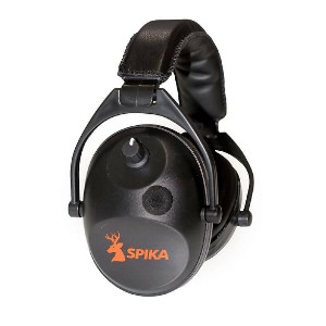 Spika Electronic Ear Muff  - Best Shooting Hearing Protection: Lightweight and A Comfortable Fit