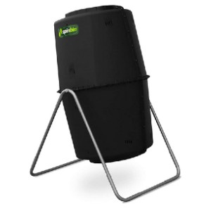 Spin Bin Composter Outdoor Compost Tumbler - Best Outdoor Compost Bins: Hassle-free compost bin