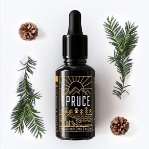 SPRUCE DOG CBD OIL 750MG - Best CBD for Dogs Arthritis: Blend of CBD Oil and Coconut Oil