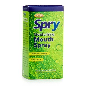 Spry Moisturizing Mouth Spray - Best Mouth Spray for Dry Mouth: 100% Drug-Free Remedy