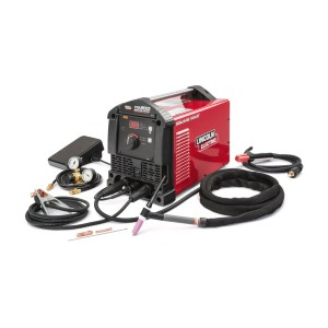 Lincoln Electric Square Wave - Best Welding Machines for Aluminum: Provides Smooth and Stable AC