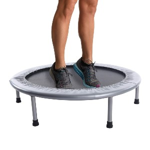 Stamina 36-Inch Folding Trampoline  - Best Home Trampoline for Adults: Bounce safely and quietly