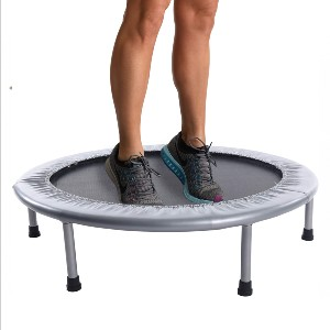 Stamina 36-Inch Folding Trampoline  - Best Trampoline for Exercise: Exercise in silence