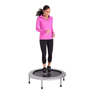 Stamina 36-Inch Folding Trampoline - Best Trampoline Rebounder: Exercise with no noise