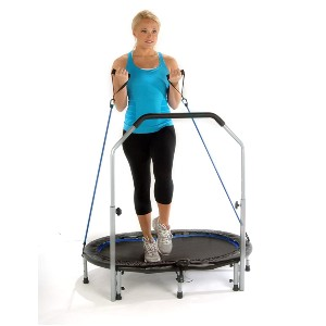 Stamina InTone Oval Jogger  - Best Trampoline for Kids and Adults: Excellent resistance cords