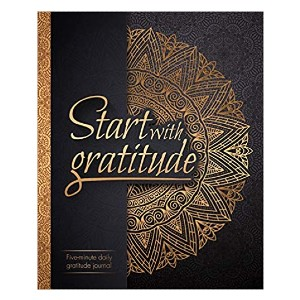 Happy Books Hub Start With Gratitude - Best Daily Gratitude Journals: Start and end your day positively