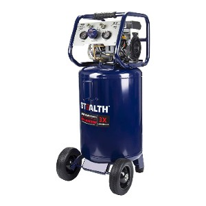 Stealth  SAQ-12018  - Best 2 Stage Air Compressors: Quiet operation