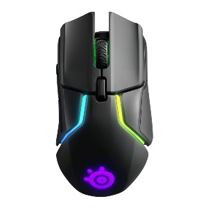 SteelSeries Rival 650 - Best Wireless Mouse for Gaming: Personalize with 256 Center of Gravity Weight Tuning Configurations