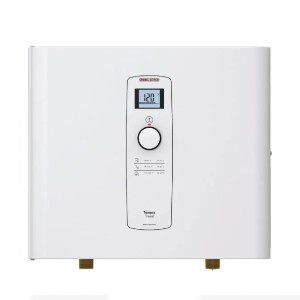 Stiebel Eltron Tempra 29 Trend Self-Modulating 28.8 kW 5.66 GPM Compact Residential Electric Tankless Water Heater - Best Electric Tankless Water Heater for Whole Family: Compact Design Water Heater