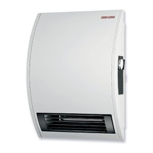 Stiebel Eltron Wall Mounted Electric Fan Heater - Best Space Heater Quiet: Wall-mounted heater with thermostat