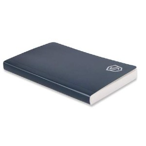 Shieldfolio Stonebook  - Best Notebook for Bullet Journal: No one is lurking