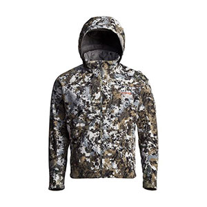 SITKA Stratus Jacket - Best Rain Jackets for Alaska: Cool Printing Rain Jacket
