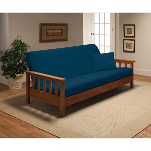 Overstock Stretch Jersey - Best Futon Covers: Easy to Care For