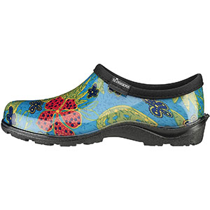 Sloggers Style 5100BK08 - Best Waterproof Shoes for Nurses: Heavy Duty Lug Tread for Excellent Traction.