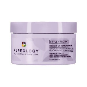 Pureology Style + Protect Mess It Up Texture Paste - Best Pomade for Long Hair: Provides Flexible Control, Soft Texture